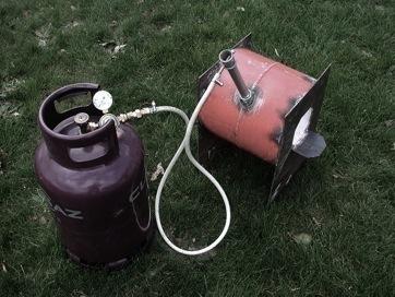 Techniques - Forge a gaz ...